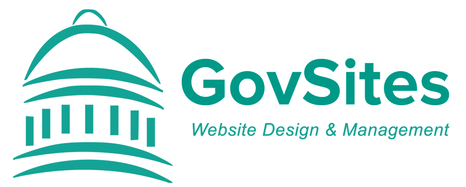 GovSites - Managed Municipal Websites and website design for local government